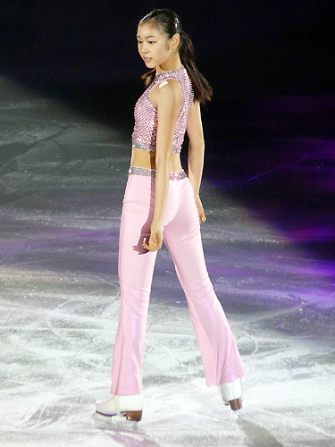 Kim Yuna 김연아 Dream on ice 2007 I'm Just a Girl