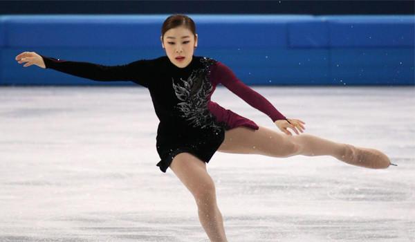Kim Yu-Na Wins at Sochi